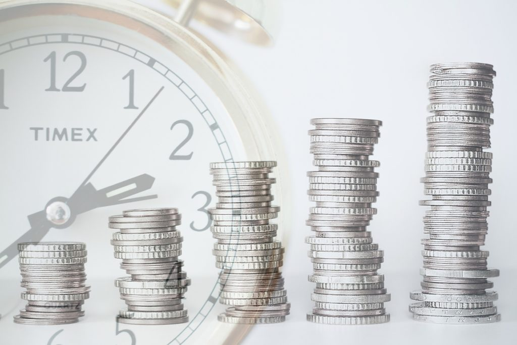 Investimento e prazo