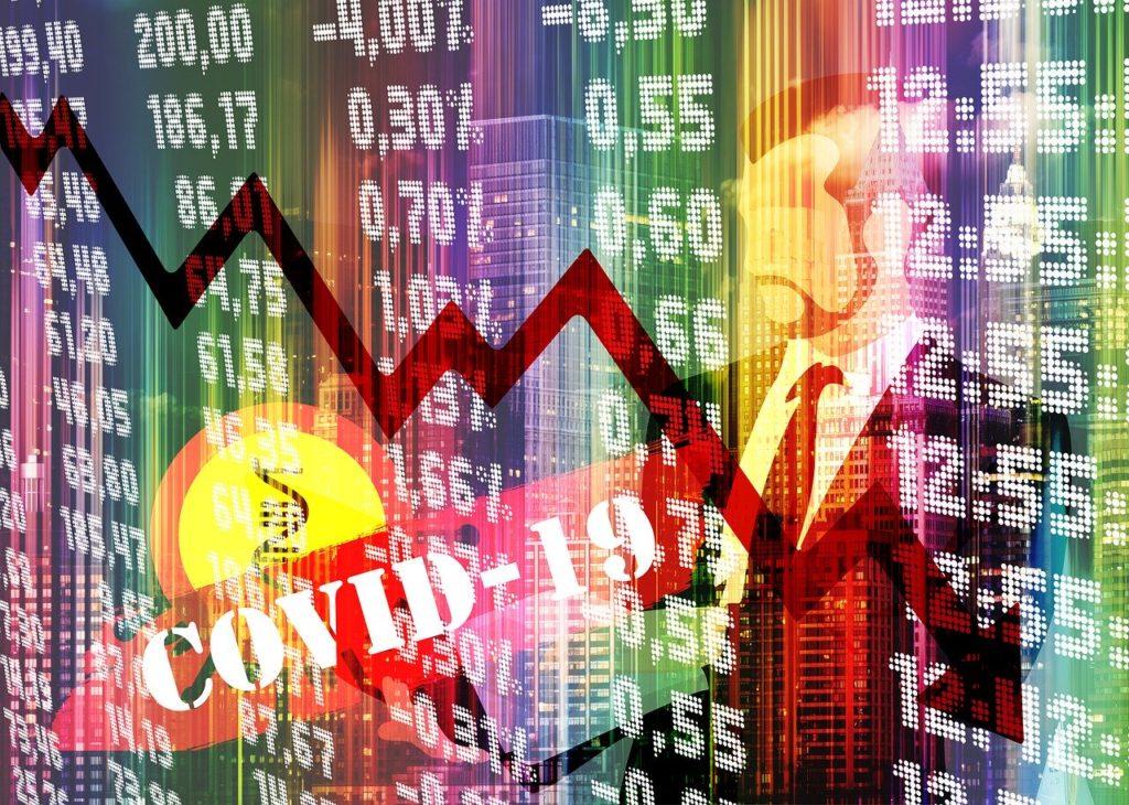 Temor sobre coronavírus derruba mercados